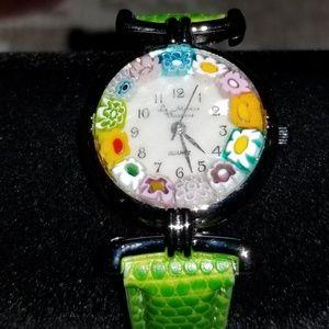 Murano Glass Watch for Women